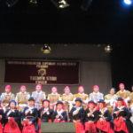 南米ペルー・クスコの専門学校の創立記念日の式典に着物を夫婦で着て行ったら!