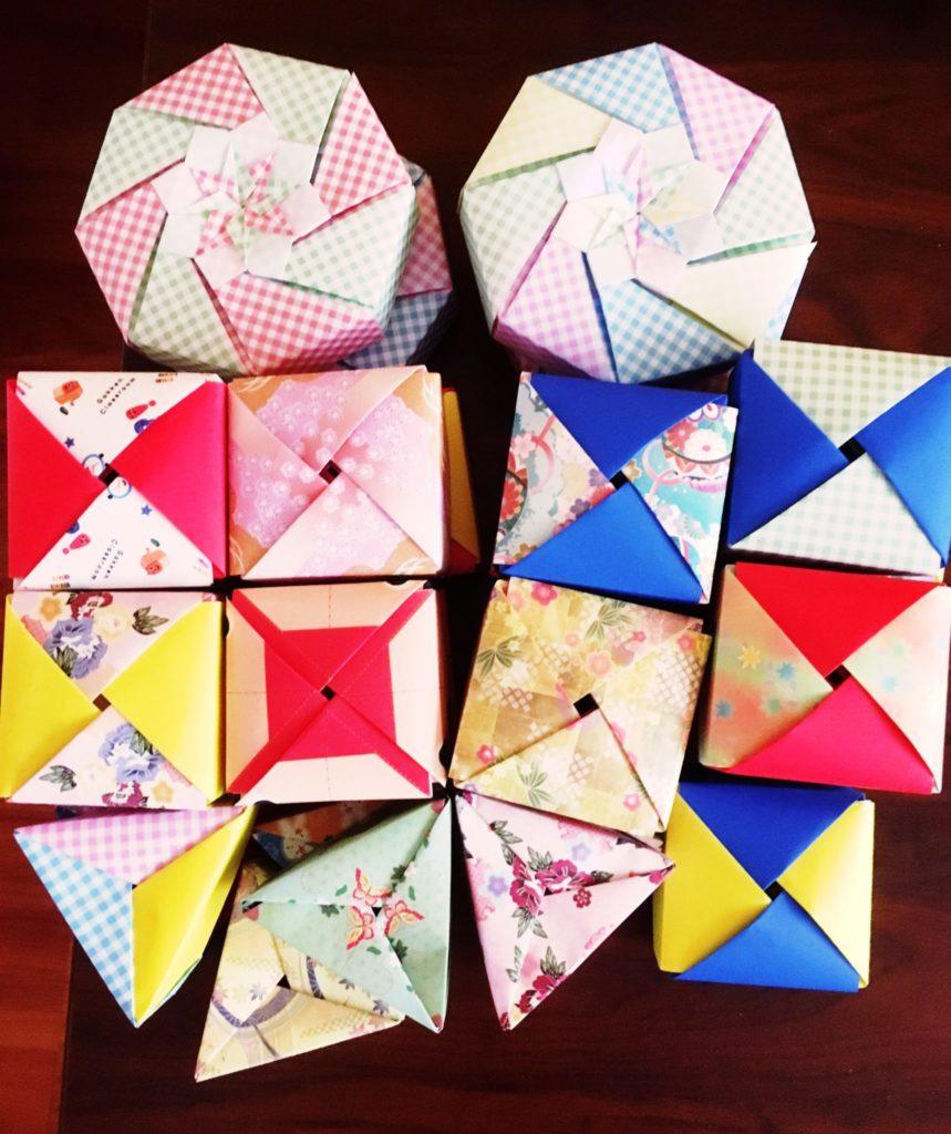 ペルー, 折り紙