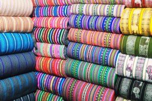 ペルー, 布, 生地, お土産