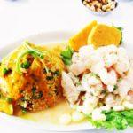 ペルー・クスコのおいしいおすすめペルー料理セビーチェ・レストラン The Good North Fish! お腹いっぱいで大満足!