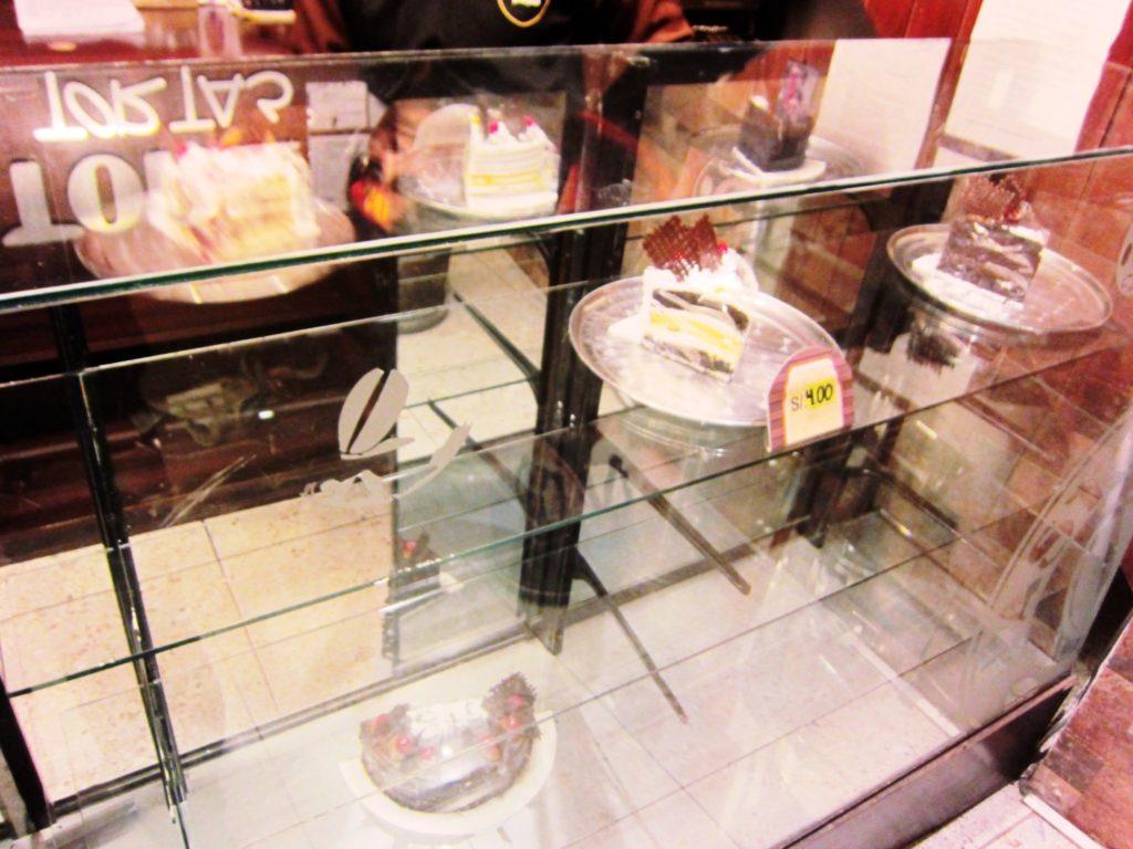ペルー, クスコ, デザート, ケーキ