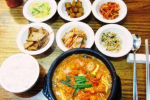 ペルー, クスコ, おいしい, 韓国料理, レストラン