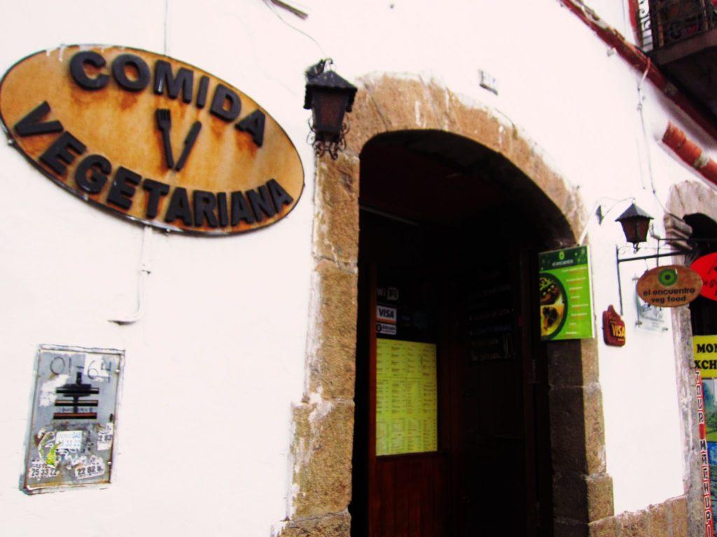 ペルー, クスコ, ペルー料理, レストラン, ベジタリアン
