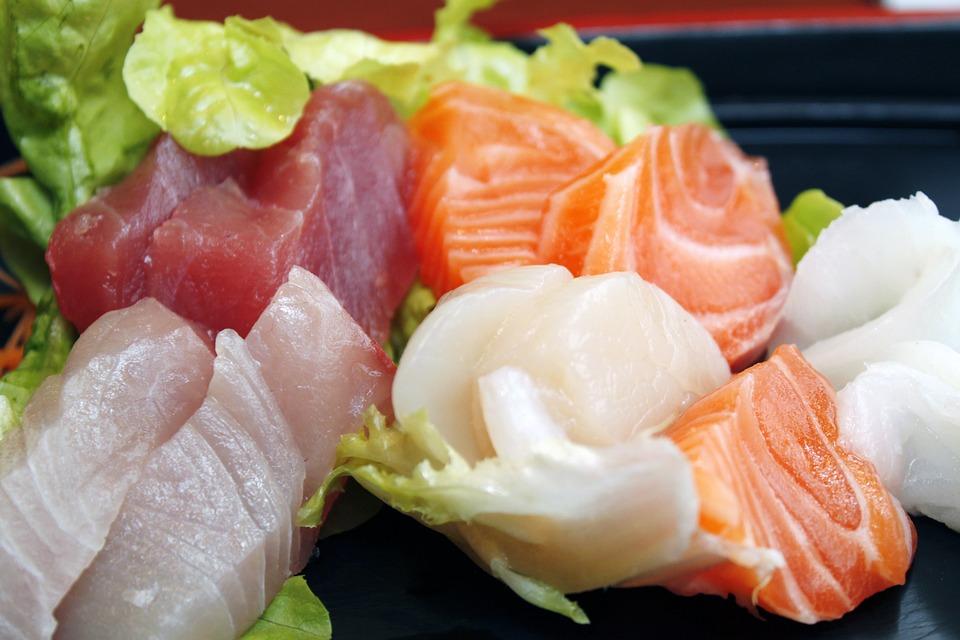 日本料理, さしみ, sashimi