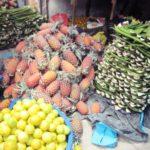 ペルー・クスコの市場 Mercado Virgen Asunta ビルヘン・アスンタ市場は、大量買いで超フルーツとジャガイモが安い!