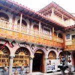 ペルー・クスコ・サンブラスにある入場無料のペルー伝統工芸オラーベ博物館 Museo Galeria Taller Arte Olave