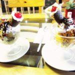 ペルー・クスコのおしゃれで、おいしいデザートやアイスクリームのおすすめカフェ Pacifico!手作りアイスクリームがかわいい!