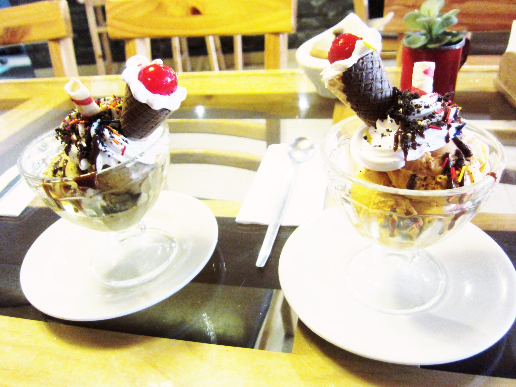 ペルー・クスコのおしゃれで、おいしいデザートやアイスクリームの