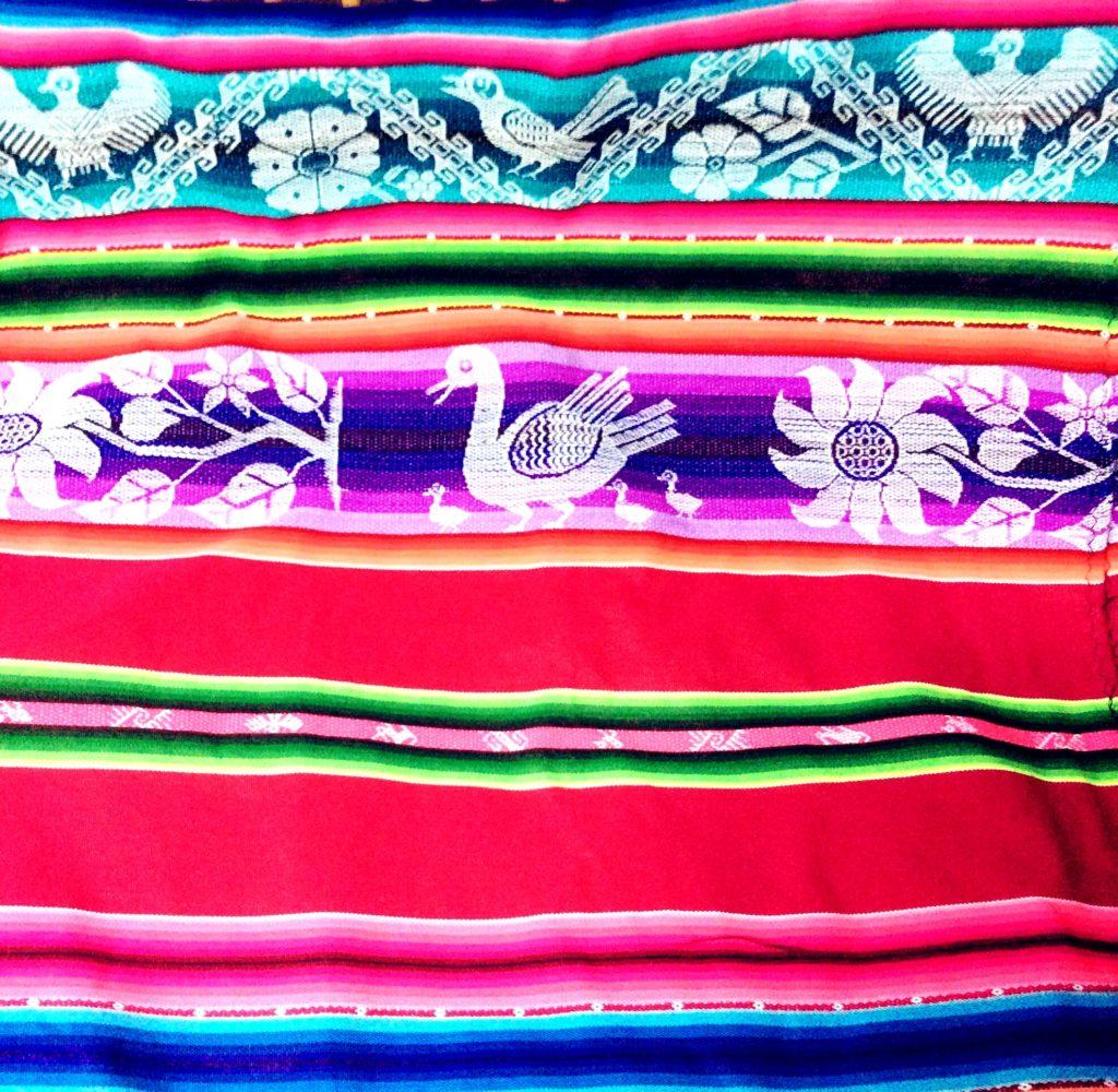 ペルー, えんじむし, 虫, 染色, 織物, お土産