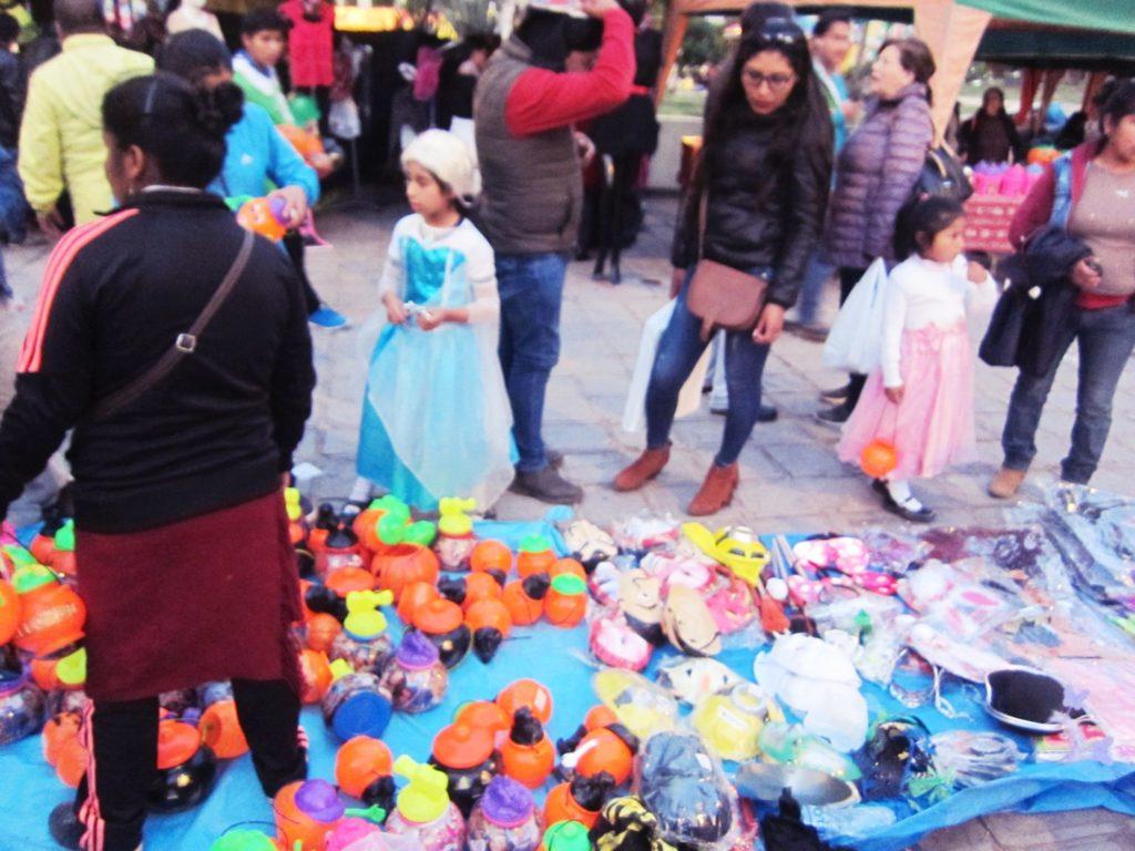 ペルー, ハロウィン, Halloween, 仮装, 学校