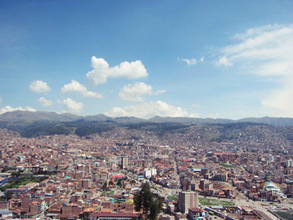 ペルー, クスコ, 展望台, 観光スポット