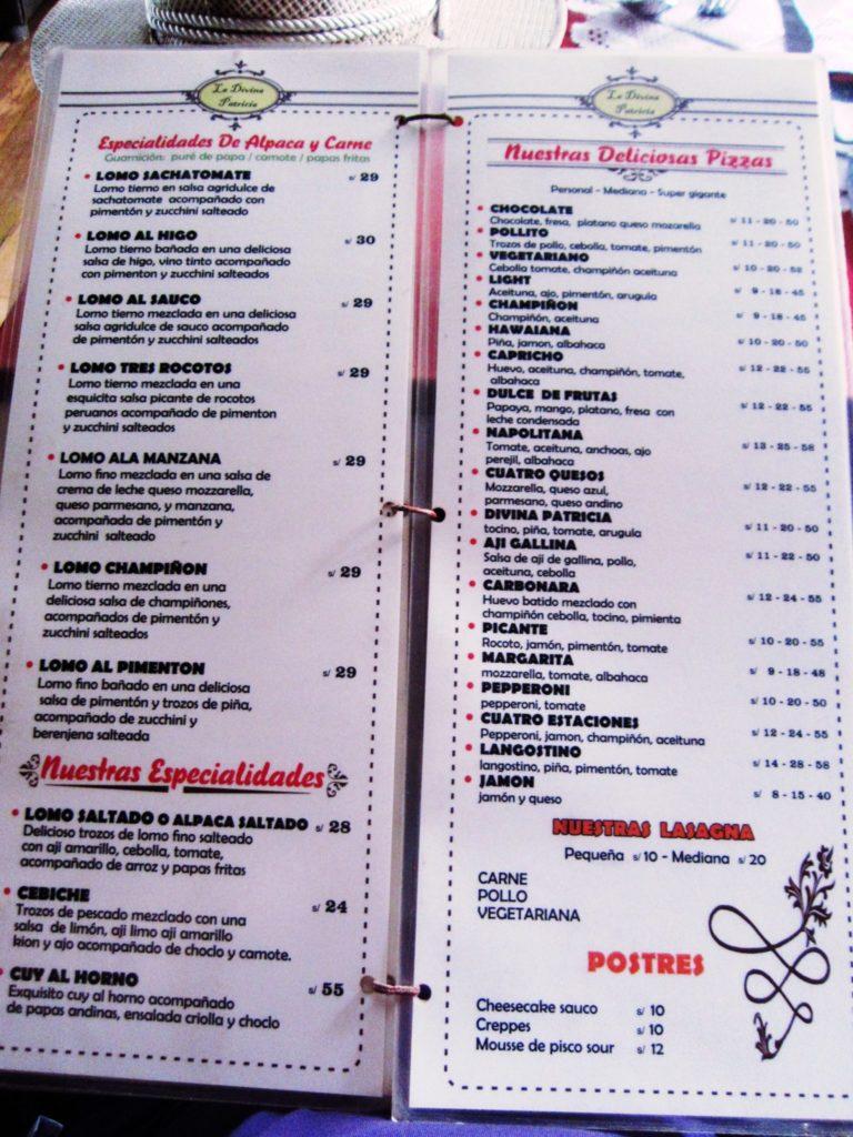 ペルー, クスコ, レストラン, ペルー料理, おしゃれ, おすすめ