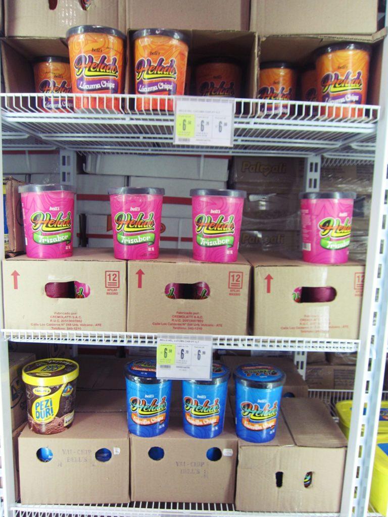 ペルー, クスコ, スーパーマーケット