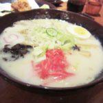 ペルー・リマの日本料理レストランなると Naruto のラーメンも餃子もおいしくておすすめ!