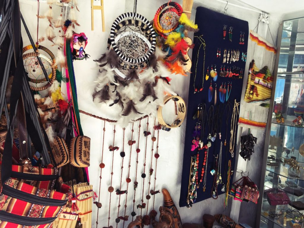 ペルー, クスコ, お土産, 市場