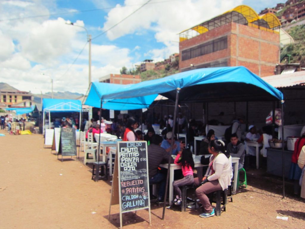 ペルー, クスコ, ペルー料理, 市場