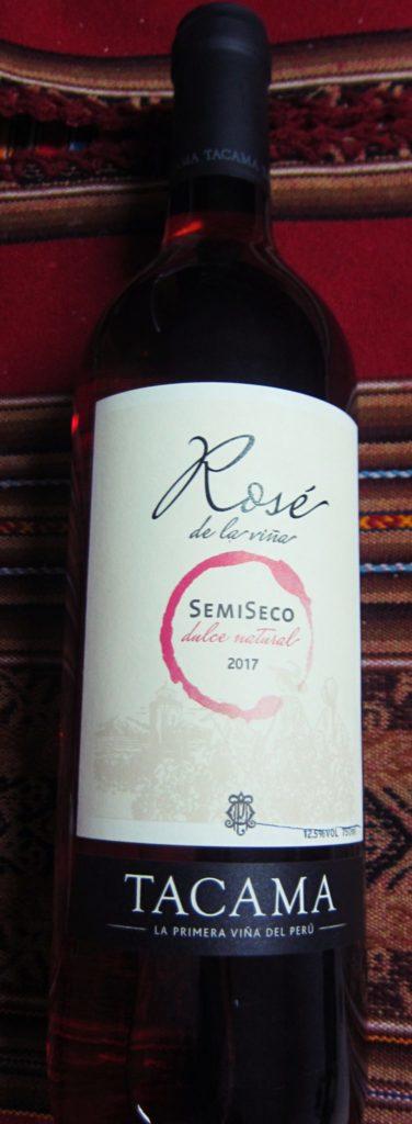 ペルー, お酒, Tacama, ワイン