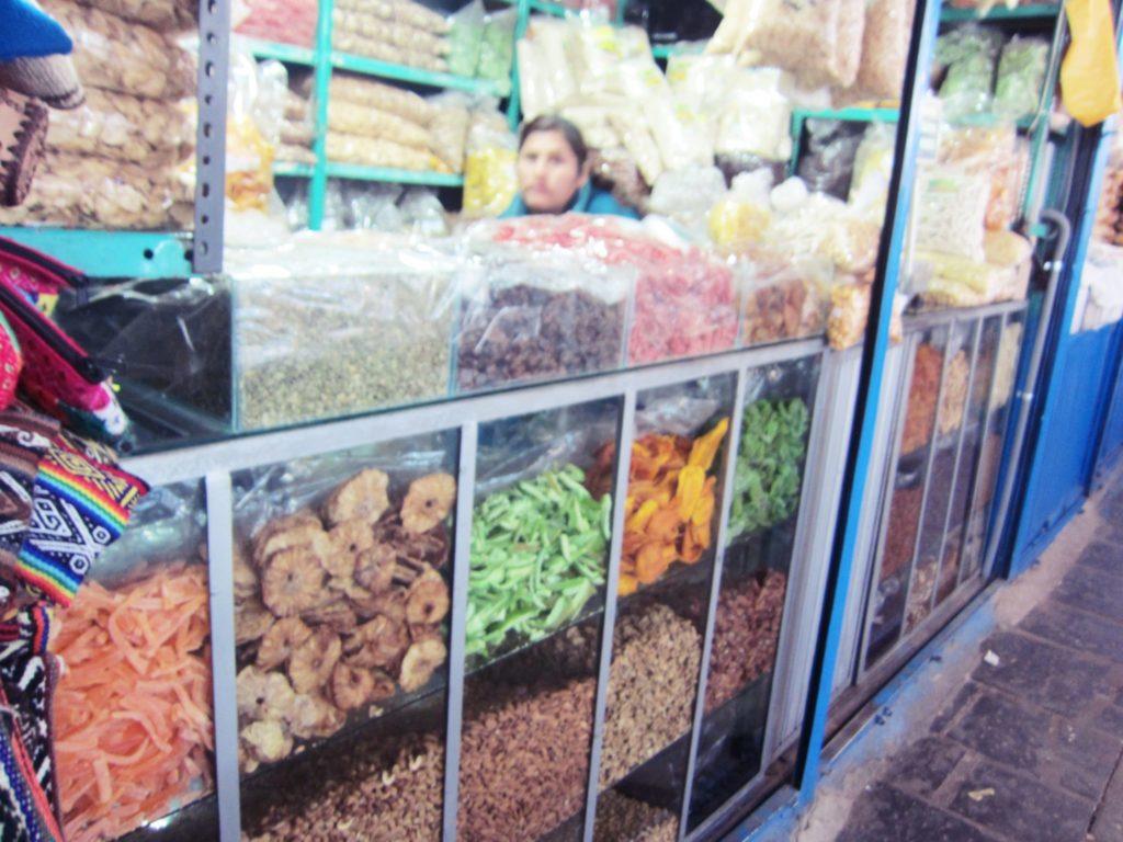 ペルー, クスコ, サンペドロ, 市場