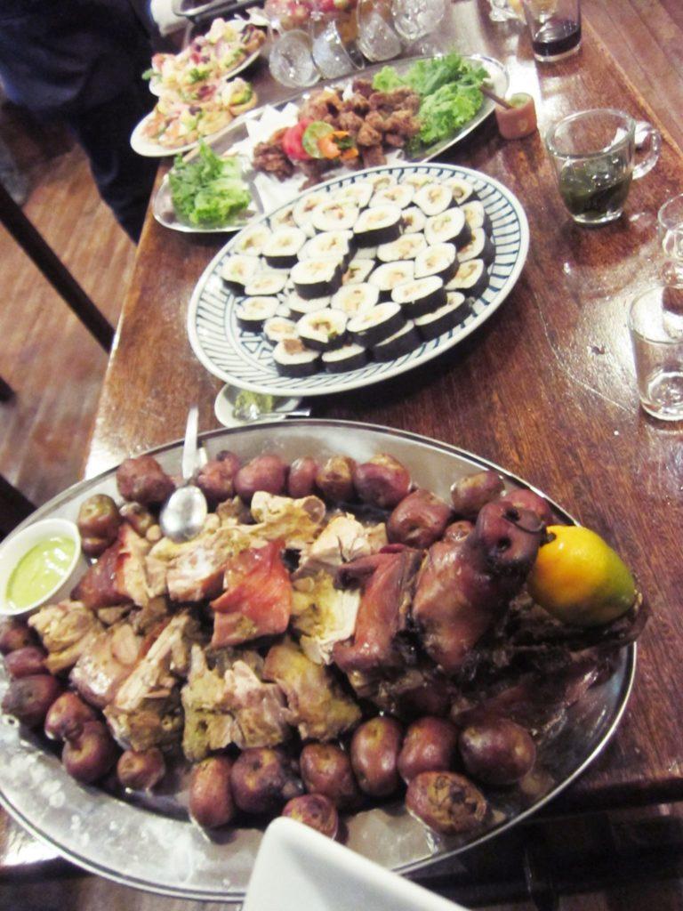 ペルー, クスコ, 日本, 料理, おすすめ, レストラン
