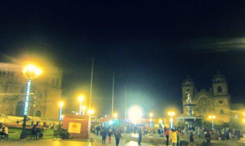 ペルー, クスコ, イルミネーション, クリスマス