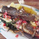 ペルーのジャングル、マドレ・デ・ディオス県ボカ・コロラード村の超おすすめジャングル・焼き魚ペルー料理 Bagre!なまずってこんなにおいしいの?