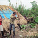 南米のジャングル、アマゾン熱帯雨林・マヌー国立公園ツアーで、先住民に会いに行く!弓矢で狩りの練習!