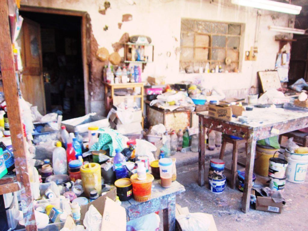 ペルー, 工房, 工芸品, お土産
