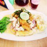 ペルー・クスコのおすすめレストラン Yola は、3階まで席があり、ランチ・メニューもないのに、いつも大人気で満員!