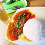 ペルー・クスコ市内の地元民に人気のレストラン El Rinconcito Criollo!ペルー料理、牛タンのトマト煮を食べてみた!