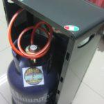 ペルーで、一番評判が良い暖房器具のガス・ストーブ買ってみた!ペルー人のミスで、設置に苦労