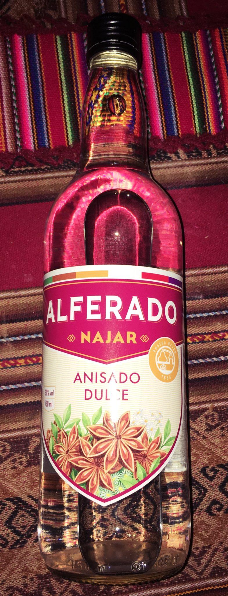 ペルー, 酒, アニサード