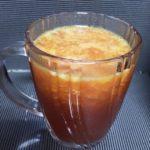 ペルーのフルーツ、ウチワサボテンの実 Tuna トゥナジュースのレシピ