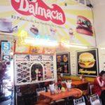 ペルー・クスコ市内のおしゃれなカフェ Dalmacia!サンドイッチとジュースが自慢!