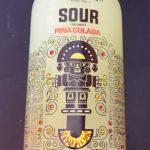 ピスコのピーニャ・コラーダ・サワー Piña Colada Sour