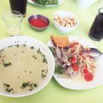ペルー・クスコで、超激安でセビーチェをおいしく食べれるセビーチェ・レストラン Marea Alta