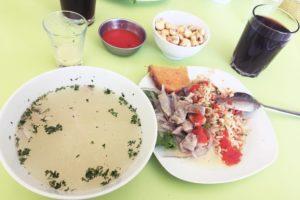 ペルー, クスコ, セビーチェ, レストラン