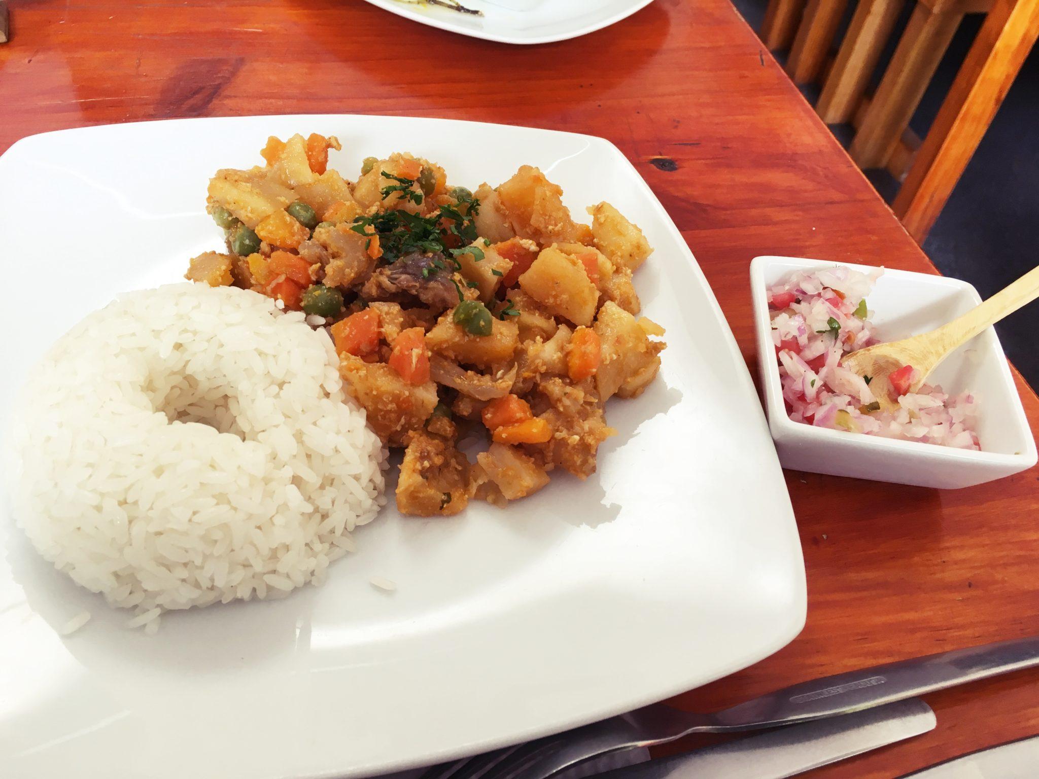 ペルー, クスコ, レストラン