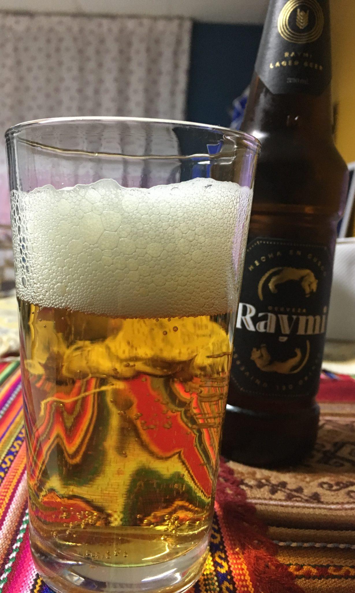 ペルー, クスコ, ビール, Raymi