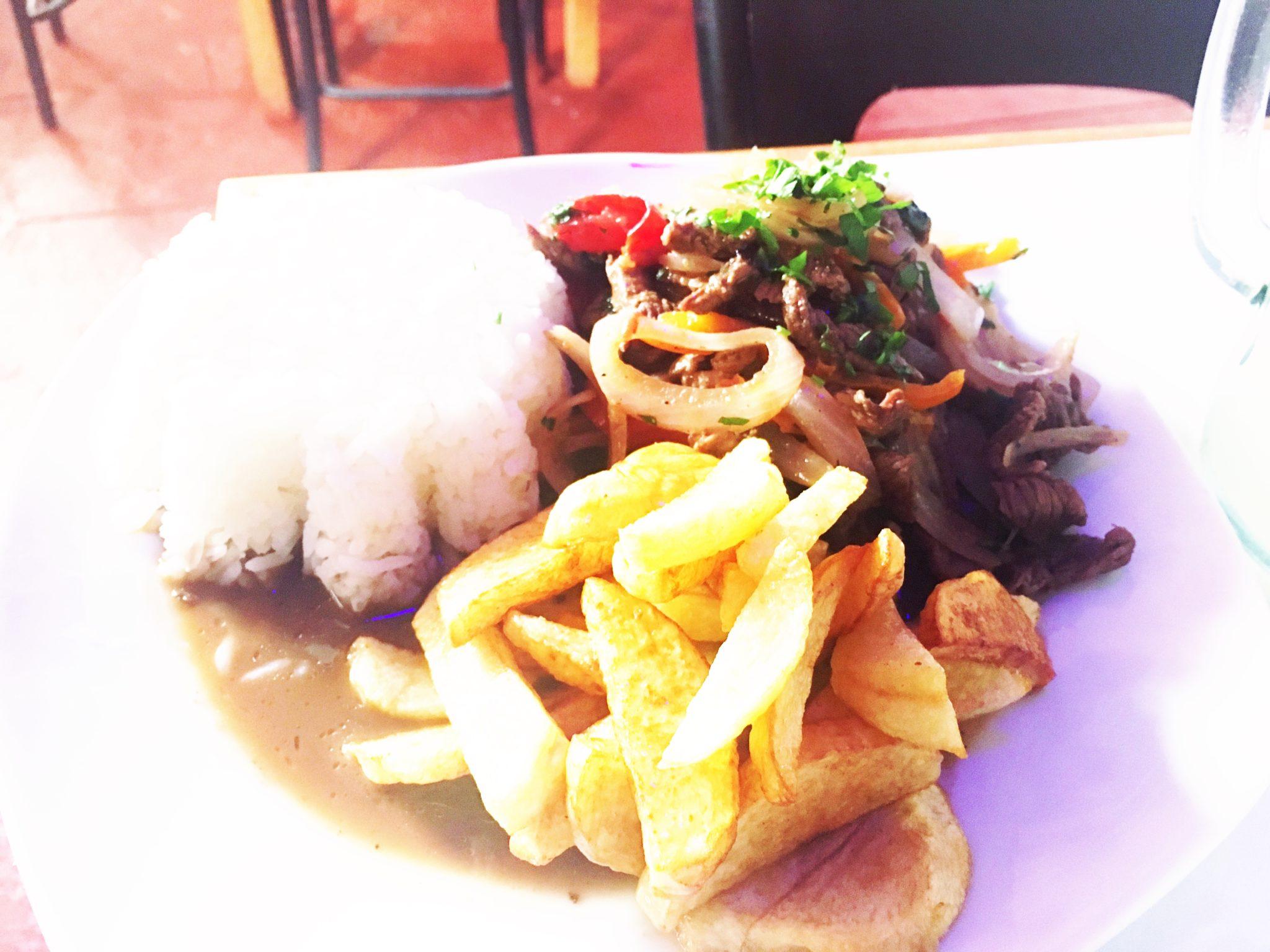 ペルー, クスコ, レストラン, 衝撃, ペルー料理