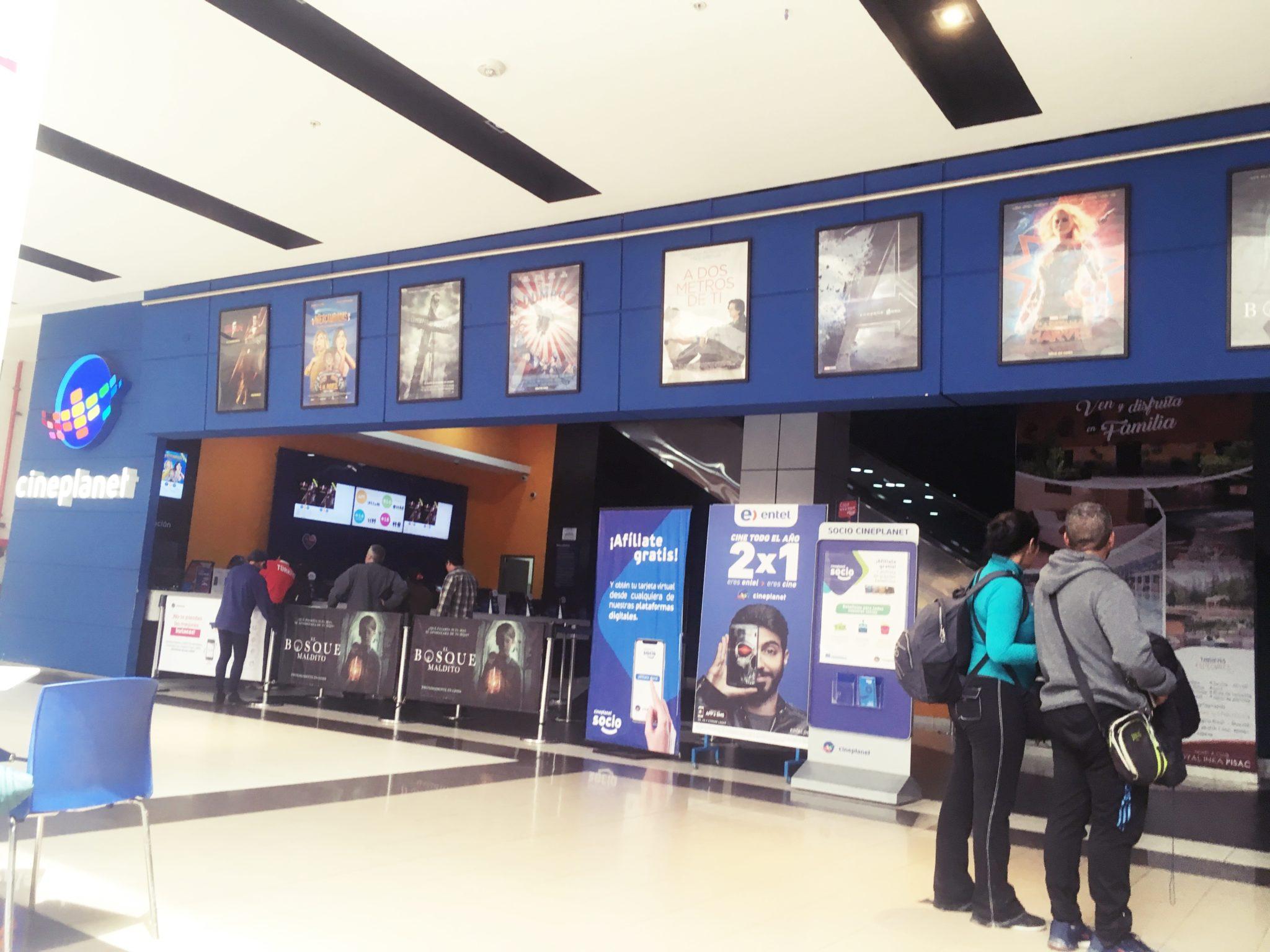 ペルー, クスコ, 映画館, Real Plaza, ディズニー, ダンボ