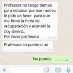 ペルー・クスコの学生と先生の間に見られる不正、賄賂についての告発