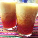 ペルーのおいしいサボテン・フルーツ Tuna トゥナのサワーのレシピ