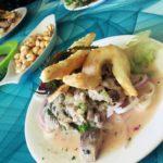ペルー・クスコ市内の片隅にひっそりとある地元人気セビーチェ・レストラン El Pescadito は、おいしくて、安くて、大満足!