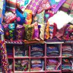 ペルー・クスコ市内で、おすすめのお土産屋さん Artesanias Andrea は、韓国人に人気