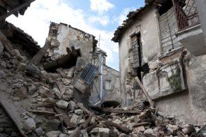 ペルー, 北部, 地震, 落石