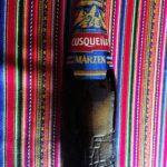 ペルーのビール Cusqueña Märzen クスケーニャの新しい味マルセンを飲んでみた!ブルー・ラベル