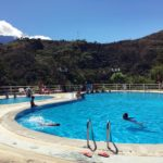 ペルー観光 Quillabamba キヤバンバのプール!Piscina de Señor de Torrechayoc