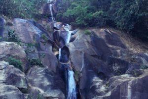 ペルー, 観光, Quillabamba, キヤバンバ, 滝
