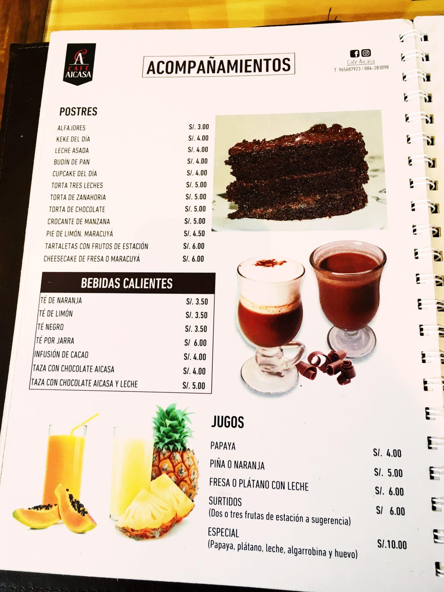 ペルー, 観光, Quillabamba, キヤバンバ, コーヒー, カフェ