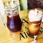 ペルー観光 Quillabamba キヤバンバのおいしいコーヒー本店のカフェ Aicasa